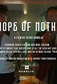 In Hope of Nothing Poster