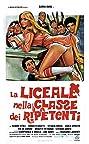 La liceale nella classe dei ripetenti (1978) Poster