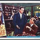 William Bendix and Edmond O'Brien in The Web (1947)