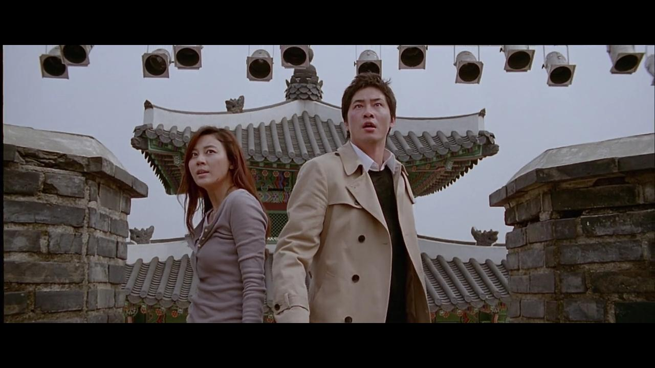 FILM - My Girlfriend Is an Agent (2009)