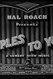 Apples to You! (1934) Poster - Movie Forum, Cast, Reviews