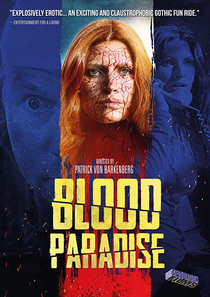 View Blood Paradise (2018) Movie poster on Ganool