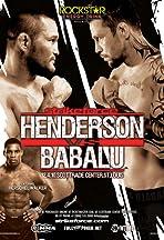 Strikeforce: Henderson vs. Babalu 2