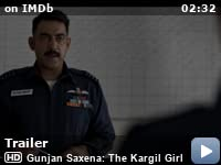 Gunjan Saxena The Kargil Girl 2020 Imdb