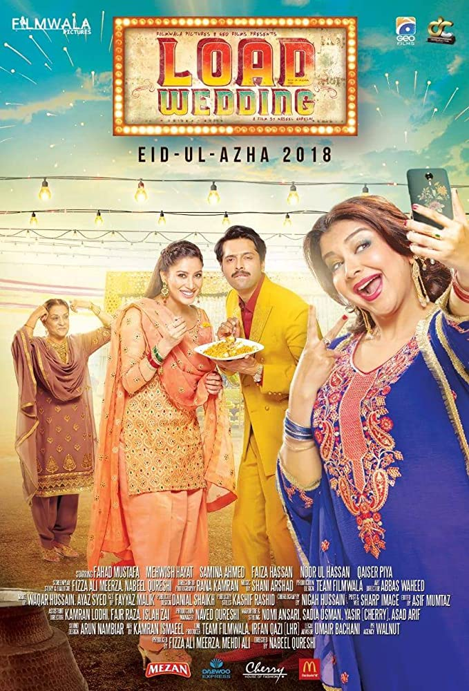 Load Wedding (2018) V2 WEBRip [1080p-720p-480p] Urdu x264 ACC