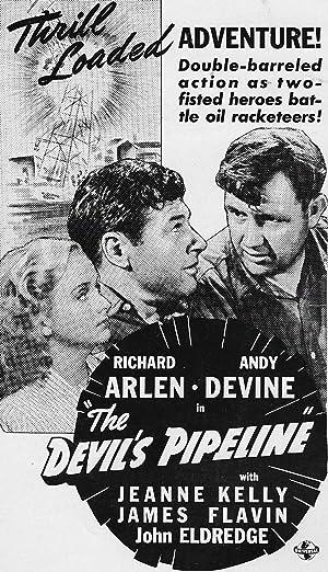 Christy Cabanne The Devil's Pipeline Movie