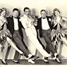 Richard 'Skeets' Gallagher, Greta Granstedt, Jack Oakie, and Charles 'Buddy' Rogers in Close Harmony (1929)