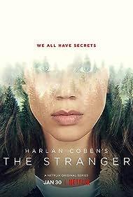 Hannah John-Kamen in The Stranger (2020)