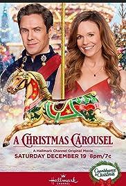 A Christmas Carousel Poster