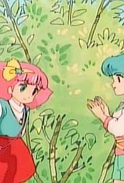 Mahô no tenshi Creamy Mami VS Mahô no Princess Minky Momo Gekijou no daikessen Poster