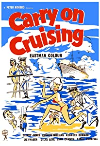 Best movies sites for downloads free Carry on Cruising by Gerald Thomas [640x640]