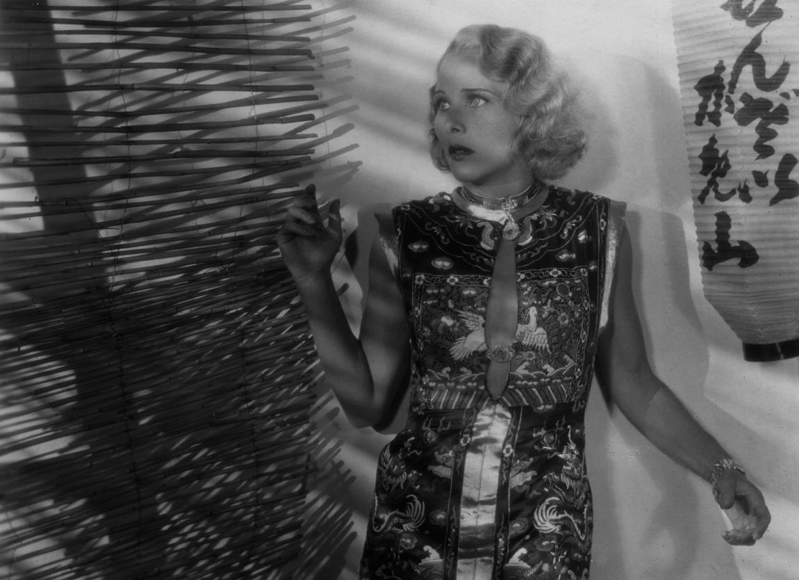 Gerda Maurus in Tod über Shanghai (1932)