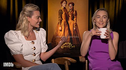 'Mary Queen of Scots' Cast Reveal Their Favorite Female Characters on TV & Film