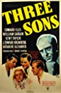 Three Sons (1939) Poster