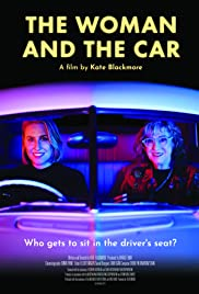 The Woman and the Car Poster