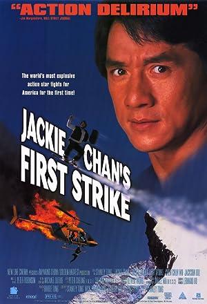 مشاهدة فيلم Police Story 4: First Strike 1996 مترجم أونلاين مترجم