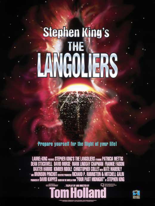 Langoliers, de Stephen King