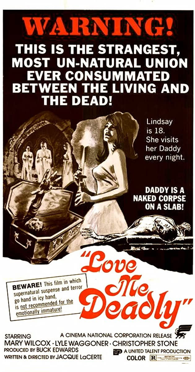 Love Me Deadly 1972