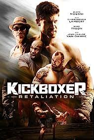 Jean-Claude Van Damme, Mike Tyson, Alain Moussi, and Hafþór Júlíus Björnsson in Kickboxer: Retaliation (2018)