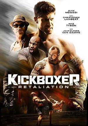 دانلود زیرنویس فارسی فیلم Kickboxer: Retaliation 2018