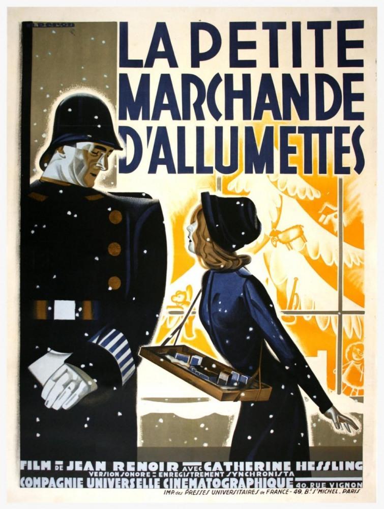 La petite marchande d'allumettes (1928)