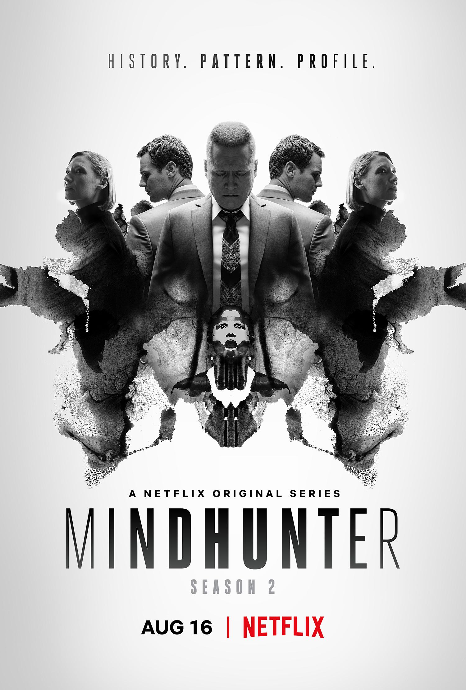 Mindhunter Season 2 COMPLETE WEBRip 480p, 720p & 1080p