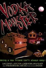 Vodka Monster Poster