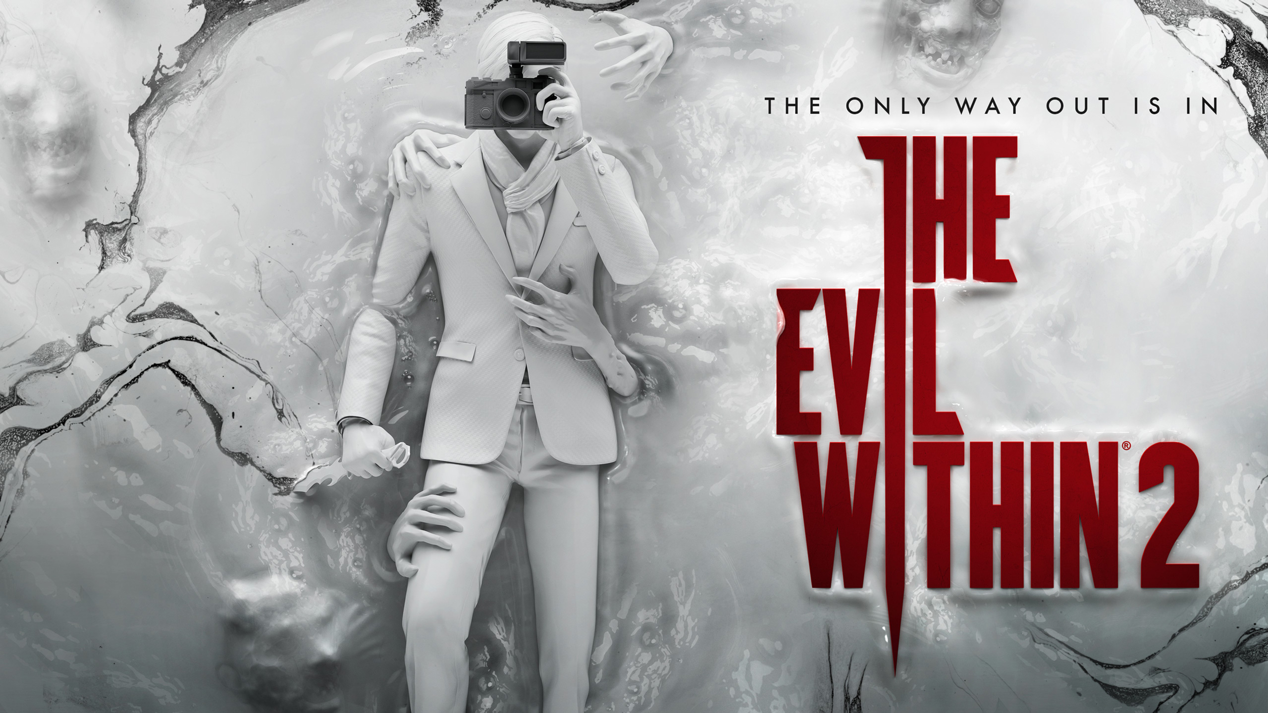 The Evil Within 2 / Halloween Games