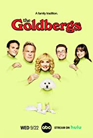 Jeff Garlin, Wendi McLendon-Covey, Troy Gentile, Hayley Orrantia, and Sean Giambrone in The Goldbergs (2013)