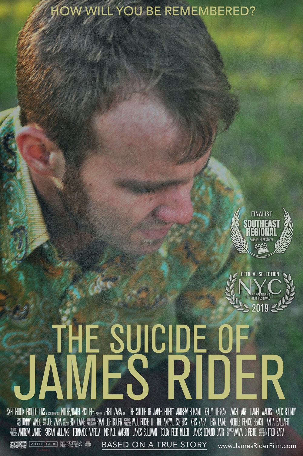 The Suicide of James Rider (2019)