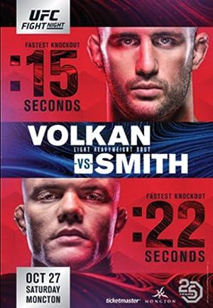 UFC Fight Night: Volkan vs. Smith