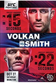 UFC Fight Night: Volkan vs. Smith