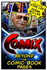 COMIX: Beyond the Comic Book Pages (2015) 720p download