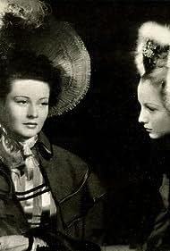María Denis and Nicoletta Parodi in La compagnia della teppa (1941)