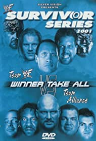 Survivor Series (2001) Poster - Movie Forum, Cast, Reviews