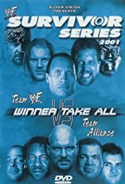 Survivor Series (2001) Poster - TV Show Forum, Cast, Reviews