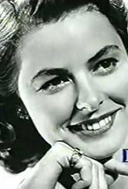 Ingrid Bergman: A Passionate Life Poster