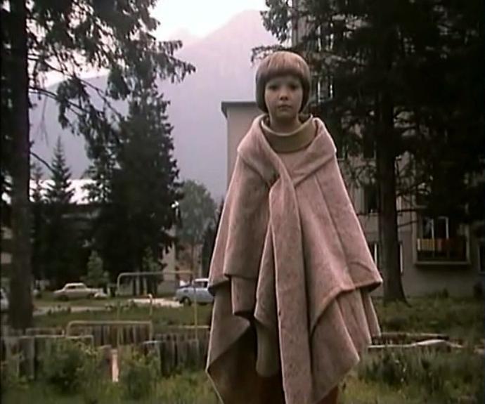Zuzana Pravnanská in Spadla z oblakov (1978)