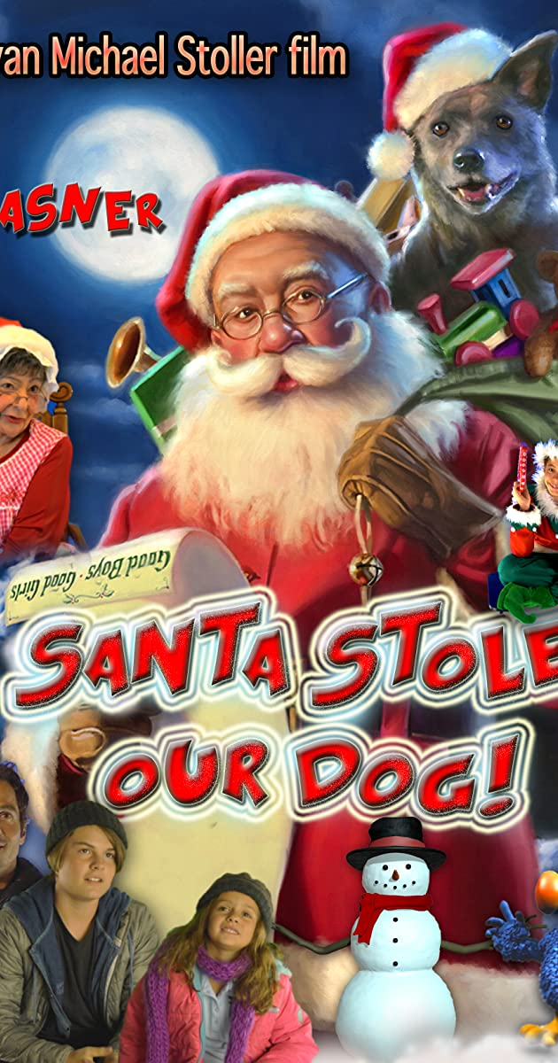 Santa Stole Our Dog: A Merry Doggone Christmas! (2017) - IMDb