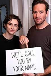 Hang with Timothée Chalamet and Armie Hammer Before the Oscars Poster