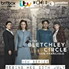 Julie Graham, Rachael Stirling, Crystal Balint, and Chanelle Peloso in The Bletchley Circle: San Francisco (2018)