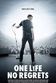 One Life No Regrets Poster