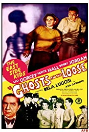 Ghosts on the Loose(1943) Poster - Movie Forum, Cast, Reviews