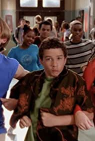 Margo Harshman, Shia LaBeouf, and A.J. Trauth in Even Stevens (2000)