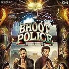 Javed Jaffrey, Saif Ali Khan, Arjun Kapoor, Jacqueline Fernandez, and Yami Gautam in Bhoot Police (2021)