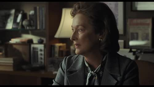 A drama about the unlikely partnership between The Washington Post's Katharine Graham, the first female publisher of a major American newspaper, and editor Ben Bradlee, as they race to catch up with The New York Times to expose a massive cover-up of government secrets that spanned three decades and four U.S. Presidents. The two must overcome their differences as they risk their careers -- and their very freedom - to help bring long-buried truths to light.