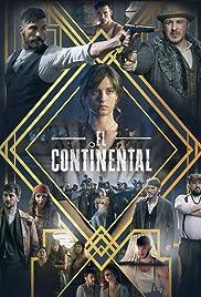 El Continental Poster