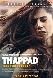 Thappad (2020) Full Movie Watch Online HD Free Download