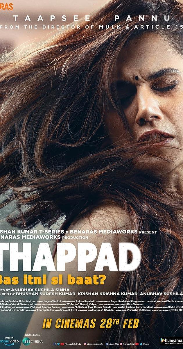 Subtitle of Thappad
