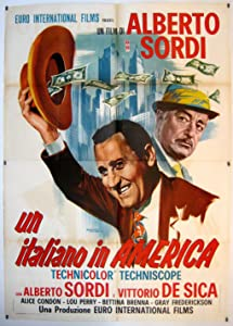 Latest hollywood movies dvdrip free download Un italiano in America by Dino Risi [BluRay]